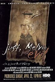 Just, Melvin: Just Evil (2000) Poster - Movie Forum, Cast, Reviews