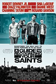 Shia LaBeouf, Peter Anthony Tambakis, Adam Scarimbolo, and Channing Tatum in A Guide to Recognizing Your Saints (2006)