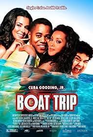 Vivica A. Fox, Cuba Gooding Jr., Roselyn Sanchez, and Horatio Sanz in Boat Trip (2002)
