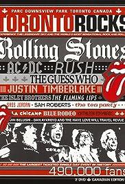 Toronto Rocks Poster