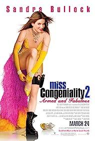 Sandra Bullock in Miss Congeniality 2: Armed & Fabulous (2005)