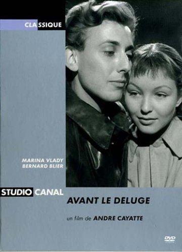 Marina Vlady in Avant le déluge (1954)