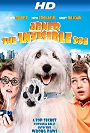 Abner, the Invisible Dog (2013) starring David DeLuise on DVD on DVD