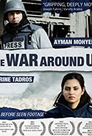 The War Around Us (2014) Poster - Movie Forum, Cast, Reviews