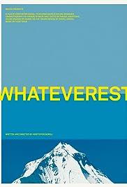 Whateverest Poster