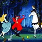 Mary Costa, Dal McKennon, and Bill Shirley in Sleeping Beauty (1959)