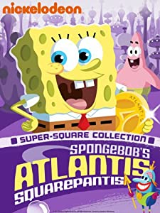 SpongeBob's Atlantis SquarePantis hd mp4 download