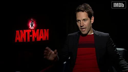 "Paul Rudd on ""Sex Panther"" & His Past Credits"