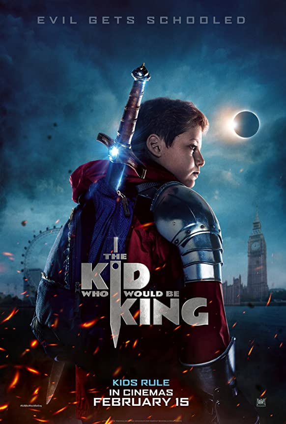 The Kid Who Would Be King (2019) Hindi Dubbed