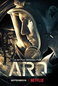 Robbie Amell in ARQ (2016)