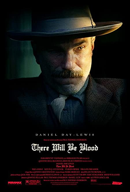 [R] There Will Be Blood (2007) English  Blu-Ray - 480P   720P - x264 - 350MB   1.3GB - Download & Watch Online  Movie Poster - mlsbd