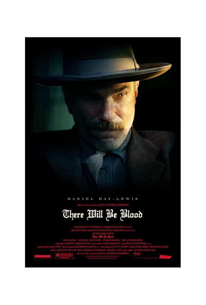 There Will Be Blood(2007)