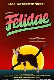 Felidae Poster
