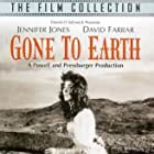 Jennifer Jones in Gone to Earth (1950)