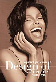 Janet Jackson: Design of a Decade 1986/1996 Poster