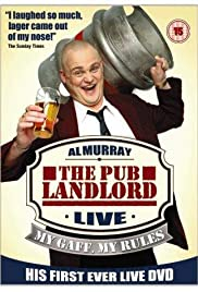 Al Murray: The Pub Landlord Live - My Gaff, My Rules Poster
