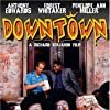 Anthony Edwards and Forest Whitaker in Downtown (1990)