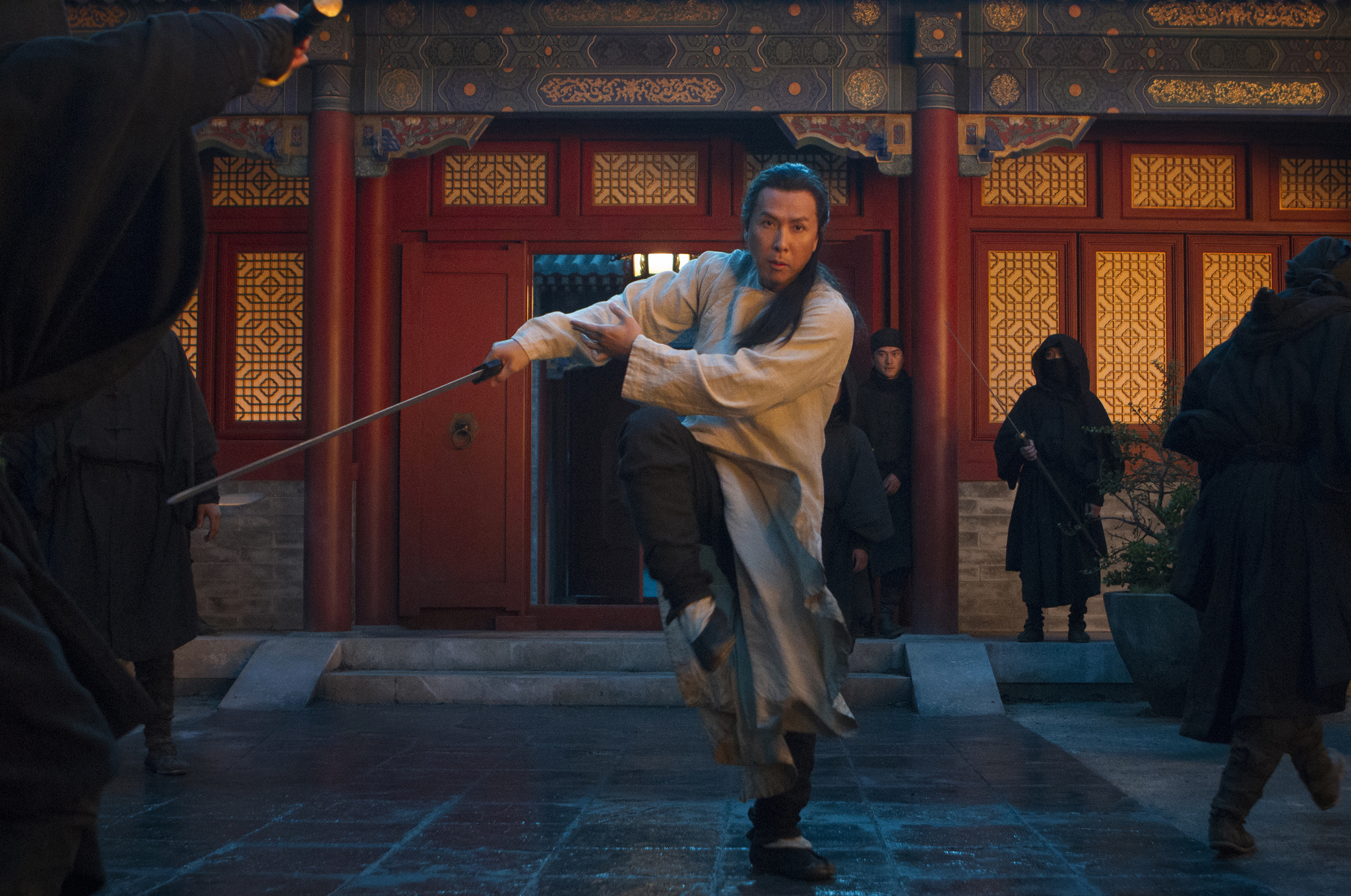 Donnie Yen in Crouching Tiger, Hidden Dragon: Sword of Destiny (2016)
