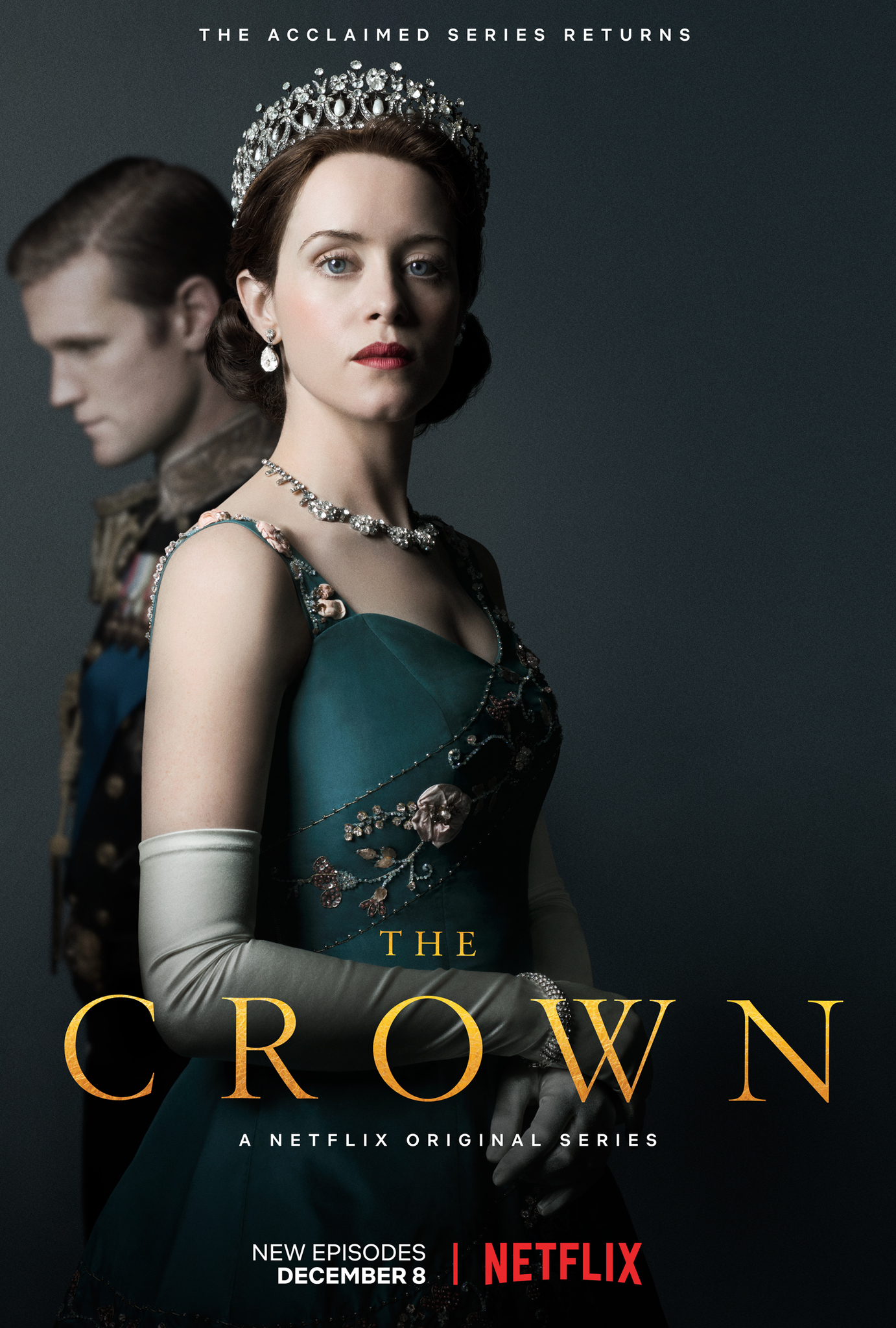 The Crown Season 2 COMPLETE WEBRip 480p, 720p & 1080p