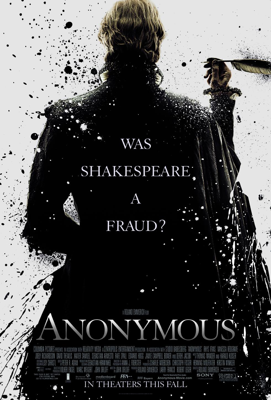 Anonymous (2011) BluRay 720p & 1080p