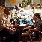 Dwayne Johnson and Josh Hutcherson in Journey 2: The Mysterious Island (2012)