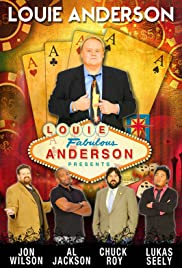 Louie Anderson Presents Poster