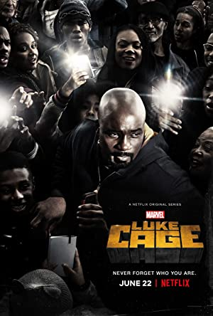 Marvel's Luke Cage : Season 1-2 Complete NF WEBRip 720p HEVC | GDRive | MEGA | Single Episodes