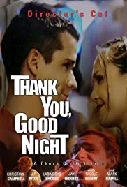 Thank You, Good Night Poster