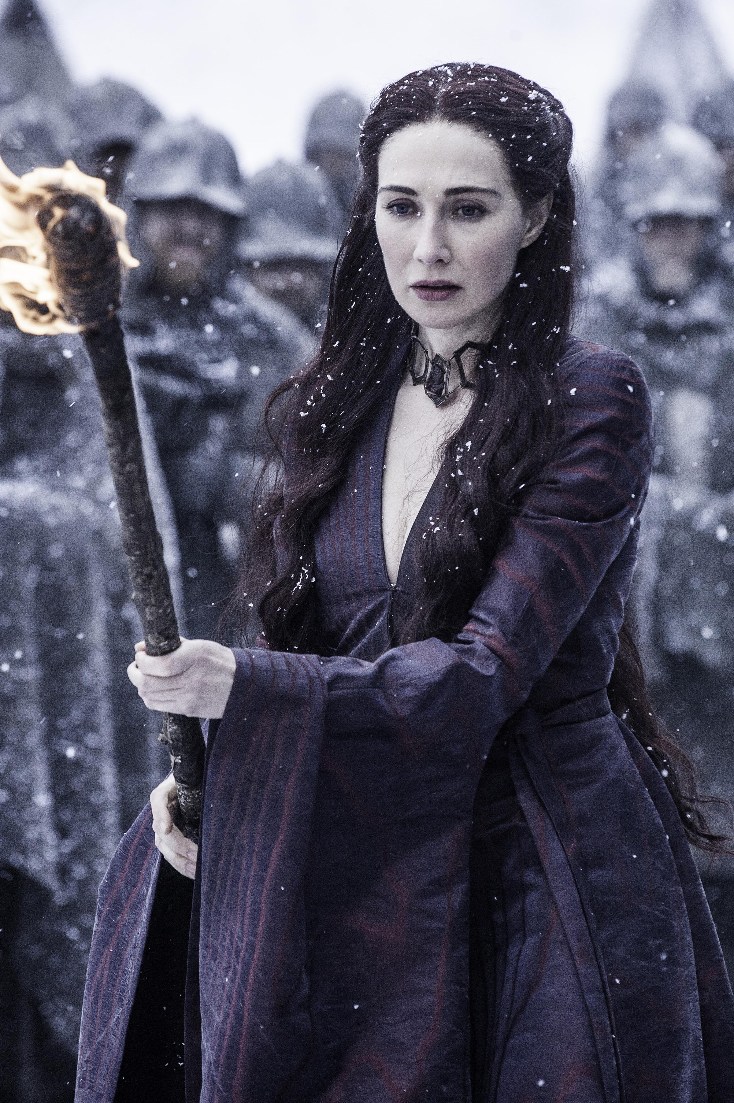 Carice van Houten in Game of Thrones (2011)