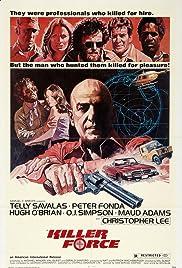 Killer Force(1976) Poster - Movie Forum, Cast, Reviews