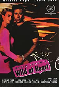 Nicolas Cage and Laura Dern in Wild at Heart (1990)
