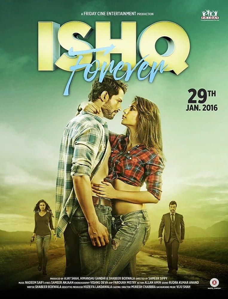 Ishq Forever (2016) Hindi 350MB HDRip 480p x264
