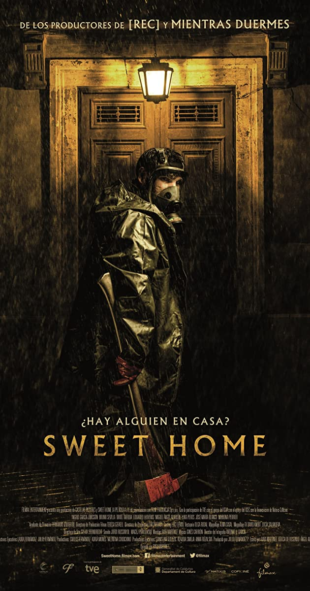 Subtitle of Sweet Home