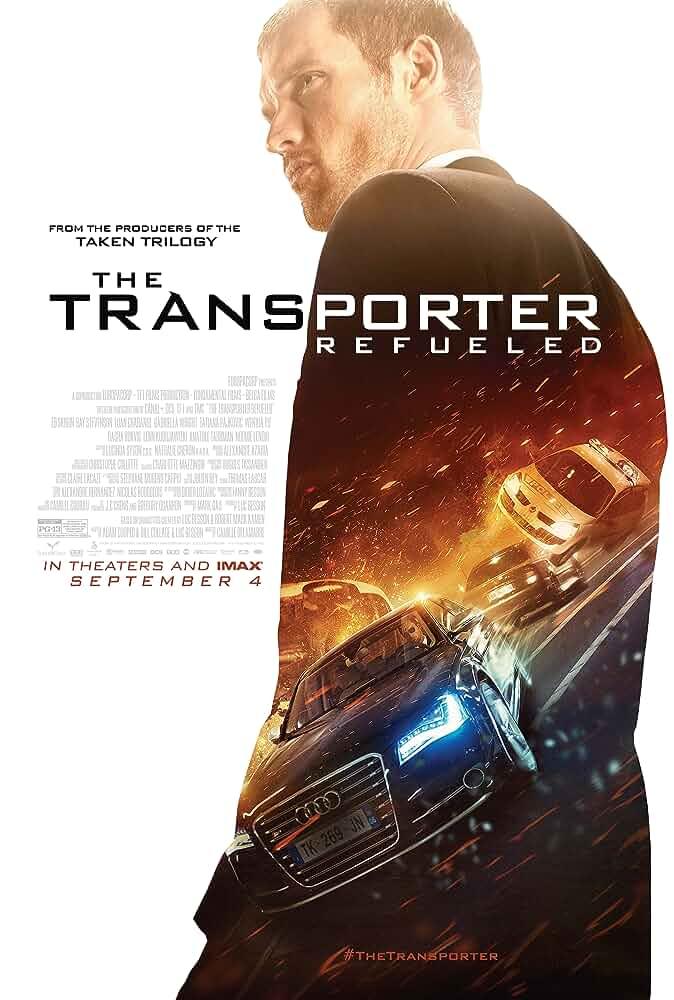 The Transporter Refueled | 2015 | Hindi + English | 1080p | 720p |