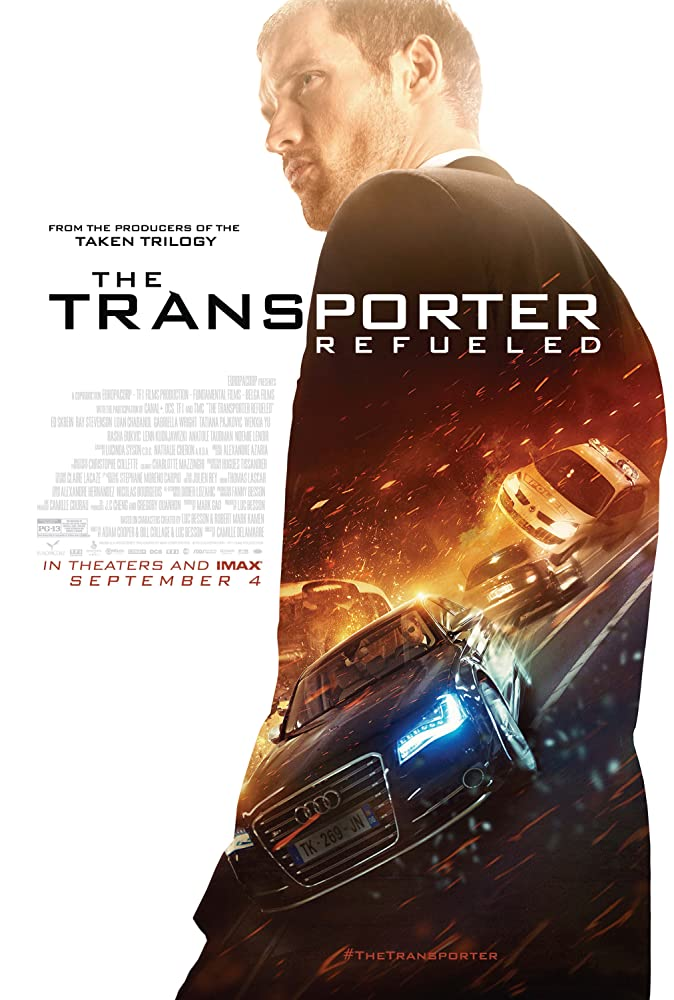 Poster film The Transporter Refueled (2015)