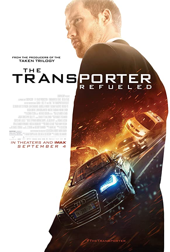 The Transporter Refueled (2015) BluRay [Hindi – English