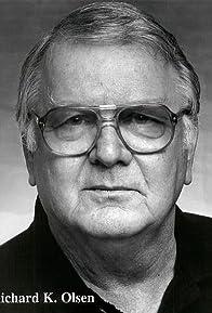 Primary photo for Richard K. Olsen
