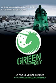 Le Greenboy and the Dirty Girl Poster