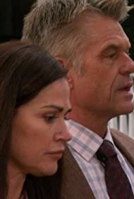Kim Delaney and Harry Hamlin in Army Wives (2007)