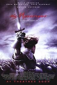 Milla Jovovich in Joan of Arc (1999)