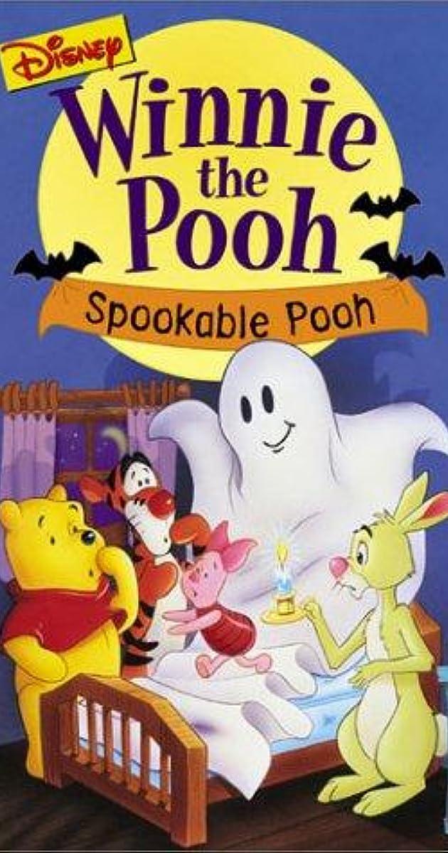 Winnie the Pooh Spookable Pooh (Video 1996) - IMDb