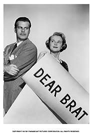 Dear Brat Poster
