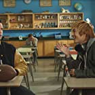 Justin Chon and Max Adler in Detention of the Dead (2012)