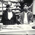 Jeff Anderson and Brian O'Halloran in Clerks (1994)