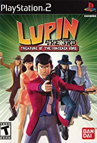 Primary photo for Lupin the 3rd: Treasure of the Sorcerer King