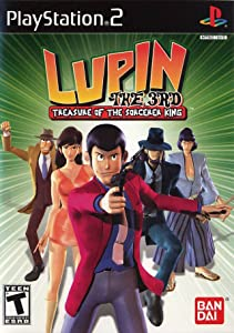 Lupin the 3rd: Treasure of the Sorcerer King full movie hd 1080p