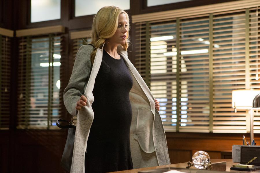 Claire Coffee Pregnant