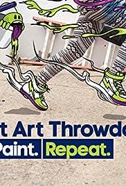Street Art Throwdown Poster