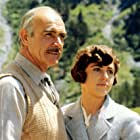 Sean Connery and Betsy Brantley in Five Days One Summer (1982)