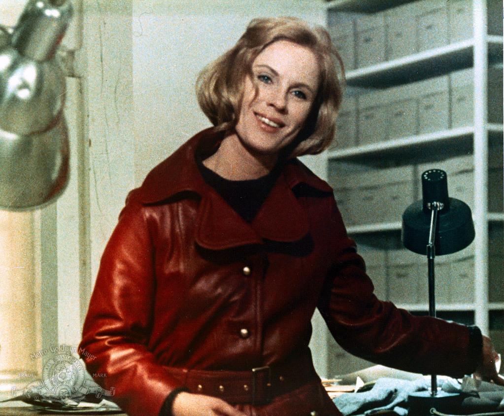 Bibi Andersson in En passion (1969)